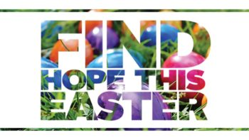 Permalink to: Find Hope this Easter